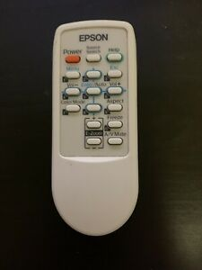 Genuine Epson HTR0213-72PW Remote Control for Projector