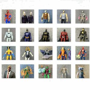 New Marvel Legends Universe Spiderman Iron Man Dc Comics The Joke Batman Figures