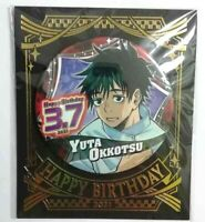 Jujutsu Kaisen Sorcery Fight Bday Can Badge Button Yuta Okkotsu Akutami Jump JP