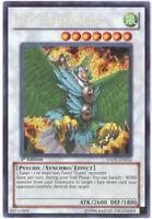 3 x Yu-Gi-Oh Card - HA05-EN054 - DAIGUSTO EGULS (secret rare holo) - NM/Mint