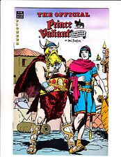 "Official Prince Valiant No18 1989-Strip Reprints Soft Cover-""Viking Cover! """