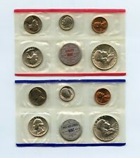 1959 Uncirculated Coin Set - United States Mint - MA59