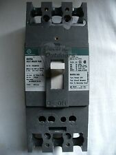 GENERAL ELECTRIC 225 AMP TRIPLE POLE MCCB TFK236F000 FRAME ONLY TFK