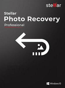 Stellar Photo Recovery 11 Professional - 1 Jahr / Key (ESD)