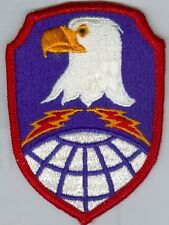 Space & Strategic Defense Command full color embroidered patch US Army