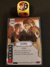 Star Wars Destiny #23 Blackmail - Spirit of the Rebellion - Legendary