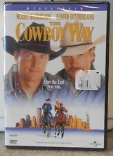 The Cowboy Way (DVD, 1998, Widescreen) RARE 1994 COMEDY  BRAND NEW