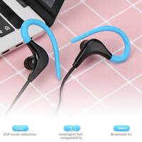 Wireless Headphone Bluetooth Earphone Stereo Headset for iPhone X XR XS Samsung