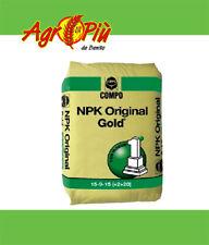 Nitrophoska Gold 15-9-15 Kg.25 concime a lenta cessione per piante e prato
