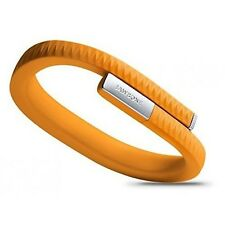 New Open Box UP by Jawbone Fitness Band Activity Tracker - Orange - Small