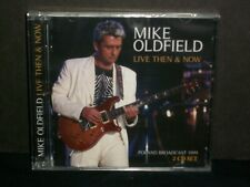 Mike Oldfield - Live Then & Now 2-CD SEALED '99 Poland broadcast