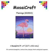 MosaiCraft Pixel Craft Mosaic Art Kit 'Flamingo' Pixelhobby