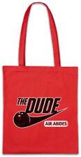 Dude Air Stofftasche Einkaufstasche The Walter Fun Big Lebowski Dude Bowling