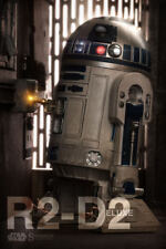 R2-D2 Deluxe-Hot Toys/Sideshow 1/6 Figura (Star Wars) Limited En Stock Ahora