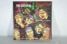 The Question... - Mystery Rodent