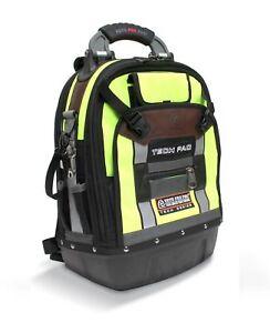 Veto Pro Pac TECH-PAC HIVIZ Yellow technicians tool rucksack