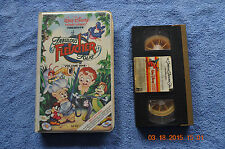 Walt Disney Home Video The Fabulous FLEISCHER Folio VOLUME 1 VHS clam shell rare