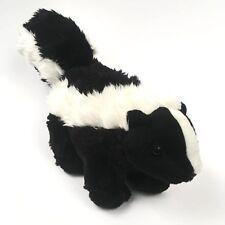 Plush Skunk Toy Stuffed Animal