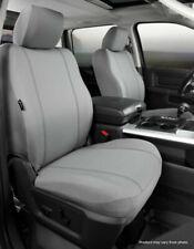 FIA SP88-15 Custom Front Seat Covers Gray Fits Silverado Sierra Tahoe Escalade