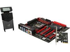ASUS ROG RAMPAGE V EXTREME/U3.1 LGA 2011-v3 Intel X99 SATA 6Gb/s USB 3.0 Extende
