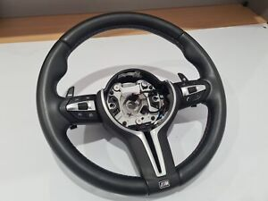 BMW F80 M3 Competition Factory Leather Steering Wheel / F82 M4 / F87 M2