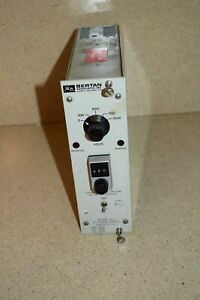 BERTAN MODEL 303 DC POWER SUPPLY NIM BIN PLUG IN (TP1002)