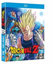 DRAGON BALL Z - COMPLETE SEASON 8  -  Blu Ray - Sealed Region free