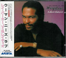 RAY PARKER Jr. & RADIO Woman Nedds Love 1981 JAPAN Only CD 1st Press RARE!!