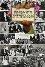 MONTY PYTHON Poster - Flying Circus Cast Collage Full Size Print - John Cleese
