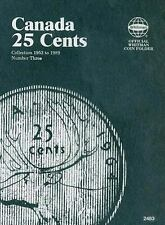 Canada 25 Cent Collection 1953 to 1989 Number Three (2008, Merchandise, Other)
