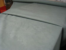 Light Green Aqua Ocean Novasuede Suede Alcantara Car Boat Fabric 10 metre Roll