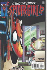 Spider-Girl #26 (Nov 2000) - Is This the End of Spider-Girl? w/ Daredevil, Nova