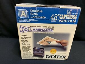 """Brother Double Sided Laminate ~ 48"""" Cartridge ~ #LC-D5"""