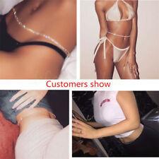 Waist Body Shiny Sequins Belly Chain Body Chain Jewelry Rhinestone Belt Gifts