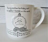 Vintage Dale Recycled Paper Products Mug Birthday Worst Thing Septic Tank FUNNY
