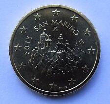 San Marino 50 cent 2015 (UNC)