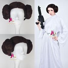 Star Wars Organa Leia Leah Princess Cosplay animation wig