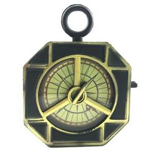 Halloween Cosplay Pirate Props Fake Compass Captain Costume Toys Party Prop Gift
