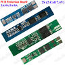 2S 3A-8A 7.4V 8.4V 18650 Li-ion lithium Battery Charger BMS Protection PCB Board
