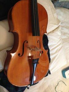 Cello 1/2 size Jay Haide handmade
