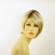 wig short very clear golden blond ALINE ys