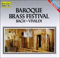 Vivaldi : Baroque Brass Festival CD
