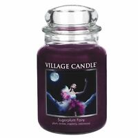 Village Candle Large Jar - Sugarplum Fairy Double Wick 26oz