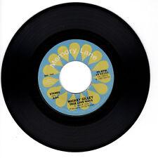 MICKEY GILLEY True Love Ways VG(+) 45 RPM REISSUE