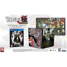 Yakuza Kiwami Steelbook Edition PS4 Game