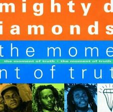 Mighty Diamonds - Moment of Truth - Mighty Diamonds CD CLVG The Cheap Fast Free