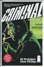 CRIMINAL #8 IMAGE COMICS//2019 ED BRUBAKER STORY SEAN PHILLIPS ART /& COVER