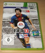FIFA 13 (Microsoft Xbox 360, 2012 Deutsch + gepflegt