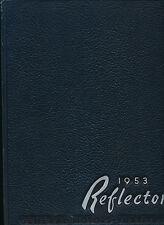 Flint MI GMI General Motors Institute Management & Engineering yearbook 1953