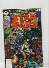 Star Wars #2 - Reprint Cantina Fight Cover - 1977 (Grade 7.0) WH